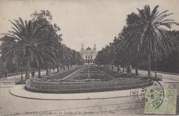 Monaco - Monte-Carlo - Casino Et Jardins - 1909 - Monte-Carlo