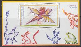 Germany 1994 Für Uns Kinder M/s ** Mnh (GERM 204) - [7] West-Duitsland