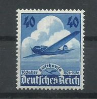 ALEMANIA   YVERT  AEREO  54  MH  * - Airmail