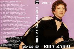 DVD RIKA ZARAI ARCHIVES VOLUME 1 - Concert & Music