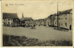 Flèron -- Place Du Wérixhet.   (2 Scans) - Fléron