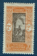 Dahomey (French Colony), Palmtree, 2f., 1913, MNH VF - Unused Stamps