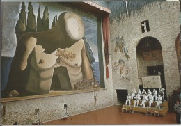 """FIGUERAS (CATALOGNE) EXPOSITION DALI """" LABYRINTHE """" MUSEE DE FIGUERES - Expositions"""