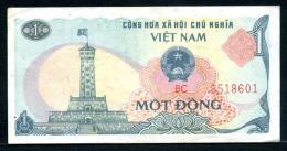 518-Vietnam, Billet De 1 Dong 1985 BC851 - Vietnam