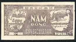249-Vietnam, Billet De 5 Dong 1948 CC - Vietnam