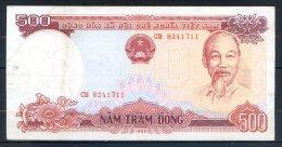 493-Vietnam, Billet De 500 Dong 1985 CB824 - Vietnam