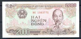 460-Vietnam, Billet De 2000 Dong 19888 DE156 Neuf - Vietnam