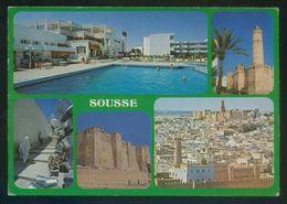 Túnez. Sousse. *Sousse Et L'Hôtel Samara* Ed. Tanit Nº 517. Nueva. - Túnez