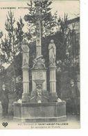 SAINT AMANT - TALLENDE    - Le Monument De Ponteix - Autres Communes
