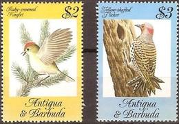 Antigua & Barbuda 1984 Yvertn° 777-778  *** MNH Cote 11,25 Euro  Fauna Oiseaux Vogels Birds - Antigua Et Barbuda (1981-...)