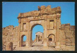 Túnez. Sbeitla. *Le Forum* Ed. Tanit Nº 207. Nueva. - Túnez