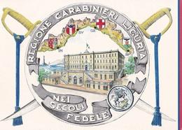 VIII RADUNO NAZIONALE CARABINIERI 14-5-95  TIMBRO 1° GIORNO VEDI RETRO  AUTENTICA 100% - Cartoline