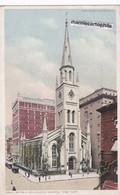 USA -  NEW YORK  - Marble Collegiate Church - Churches