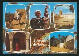 Túnez. Tozeur. *Souvenir De Tozeur* Ed. H. Ismail Nº HO 126. Nueva. - Túnez
