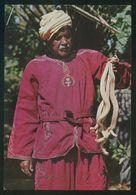 Túnez. Tozeur. *Si Tijani, Chasseur De Serpents* Ed. Kahia Nº 1599. Nueva. - Túnez