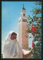 Túnez. La Marsa. *Le Minaret* Ed. H. Ismail Nº H 022. Nueva. - Túnez