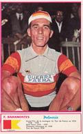Sport Cyclisme F. BAHAMONTES Coureur Cycliste Cycling Radsport Photo Miroir-Sprint - Cycling