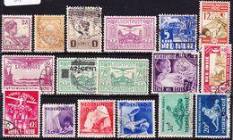 2017-0187 Nederlands Indie Lot Used O - Netherlands Indies