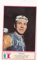 Sport Cyclisme R. CAZALA Coureur Cycliste Cycling Radsport Photo Miroir-Sprint - Cycling