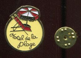 Pin's - PIRIAC Hotel De La Plage - Ciudades