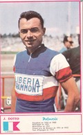 Sport Cyclisme J. DOTTO Coureur Cycliste Cycling Radsport Photo Miroir-Sprint - Cycling