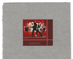 Liechtenstein 2013 Mi.1688** Musical , Postfrisch ( 6 - Liechtenstein