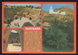 Túnez. Matmata. Ed. Tanit Nº 255. Nueva. - Túnez