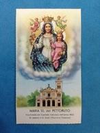 SANTINO HOLY CARD MARIA SS. DEL PETTORUTO - Santini
