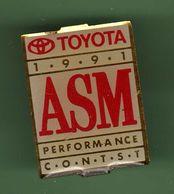 TOYOTA *** ASM PERFORMANCE *** 0057 - Toyota