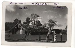 Nr.+  280,  FOTO-AK, Nkowe, Uganda, 1931 - Uganda