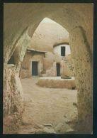 Túnez. Matmata. *Marhala - Troglodyte* Ed. Kahia Nº 1523. Circulada 1983. - Túnez