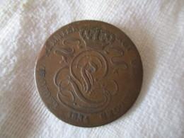 Belgique: 5 Centimes 1834 - 1831-1865: Léopold I