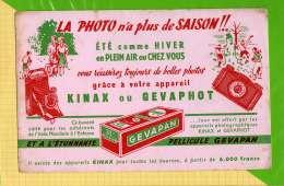 BUVARD & Blotting Paper  : La Photo GEVAPAN - Cinéma & Theatre