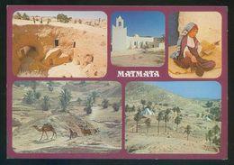 Túnez. Matmata. Ed. Tanit Nº 512. Nueva. - Túnez