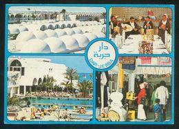 Túnez. Der Jerba. Ed. Kahia Nº 824. Circulada 1987. - Túnez