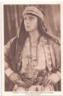 CPA - Rudolph Valentino - Son Of The Sheik - Artistes