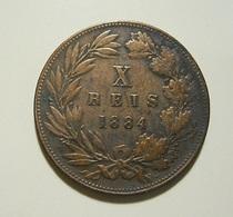 Portugal X Reis 1884 D. Luiz I - Portugal