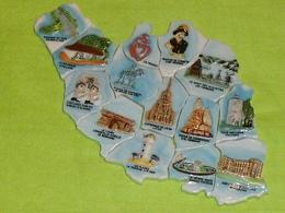 Série Complète Carte De Vendée PERSO Sicard - Countries