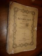 1839  HISTOIRE De La RÉVOLUTION FRANÇAISE Tome 4  , Par M. A. Thiers - Livres, BD, Revues