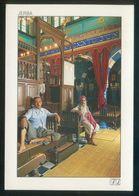 Túnez. Jerba. *La Synagogue De La Ghriba* Ed. Tunisie Lumiere Nº 021. Nueva. - Túnez