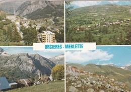 ORCIERES MERLETTE MULTIVUES (dil342) - Orcieres