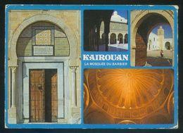 Túnez. Kairouan. *La Mosquée Du Barbier* Ed. Tanit Nº 566. Circulada 1982. - Túnez