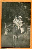CAL942, Carte Photo, Charrier Vichy France, Circulée  1931 Sous Enveloppe - Ezels