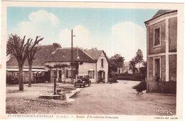 CPA INDRE ET LOIRE.SAINT SYMPHORIEN-d'AVRILLE. - France