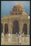 Túnez. Kairouan. *La Grande Mosquée* Ed. Tanit Nº 14bis. Nueva. - Túnez