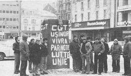 POLITIQUE  L 2  / LONGWY FEVRIER 1979  CPM / CPSM  10 X 15 - Evènements