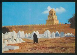 Túnez. Kairouan. *Rempart Et Cimetière Monumental* Ed. Tanit Nº 36. Nueva. - Túnez