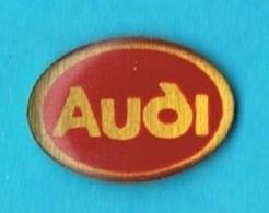 1 PIN'S //  ** LOGO ** AUDI ** - Audi