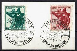 DR 1944 // Michel 897/898 O (16.566) - Deutschland