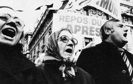 POLITIQUE  L 2  / JANVIER 1978  / MANIF DES CONCIERGES CPM / CPSM  10 X 15 - Evènements